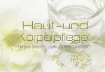 ALLERGOwiki | Haut-und Körperpflege